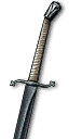 Tw3 scoiataels steel sword lvl1.png