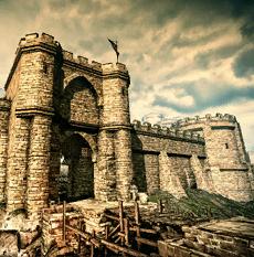 La Valette Castle