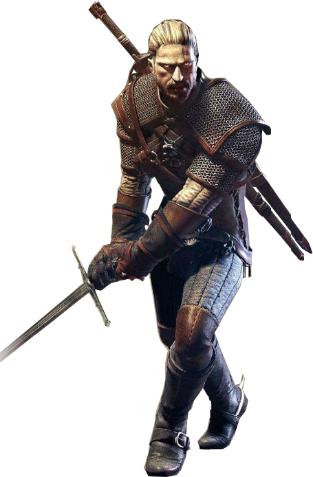 Geralt Of Rivia The Official Witcher Wiki