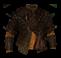 Robust leather jacket