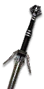 Tw3 weapon witcher silver manticora ep2 sword lvl2.png