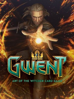 Gwent - art of The Witcher card game cover.jpg