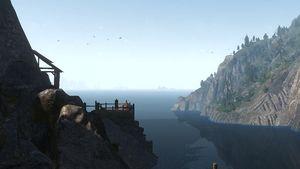 Kaer Trolde harbor