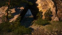 Tw3 drowned dead rock seen from cave.jpg
