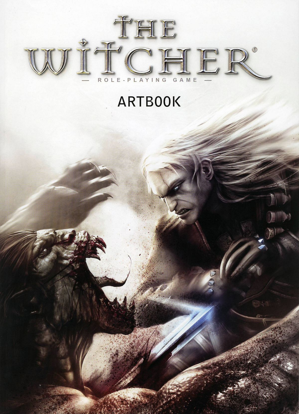 The Witcher Artbook - The Official Witcher Wiki