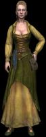 female patron