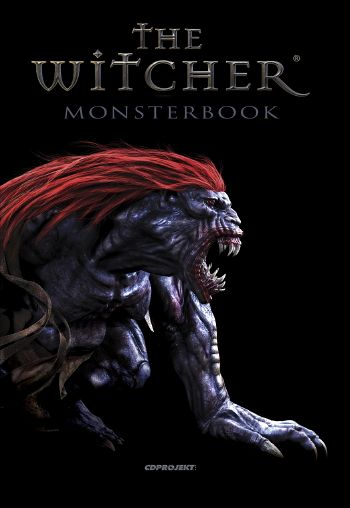 "Cover the the ""Monsterbook"""