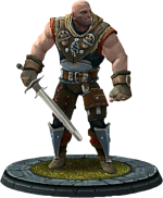 Letho, Charaktermodell in TWBA