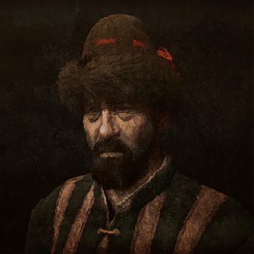 Van Rogh (Self-Portrait)