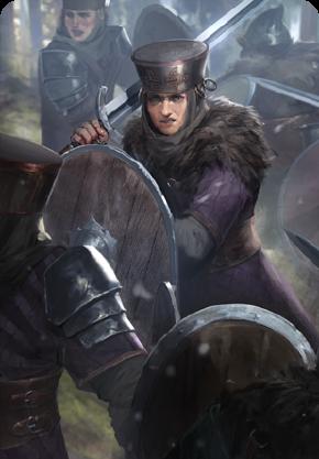 Tw3 cardart skellige clan drummond shieldmaiden.png