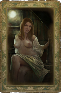 Vesna's romance card