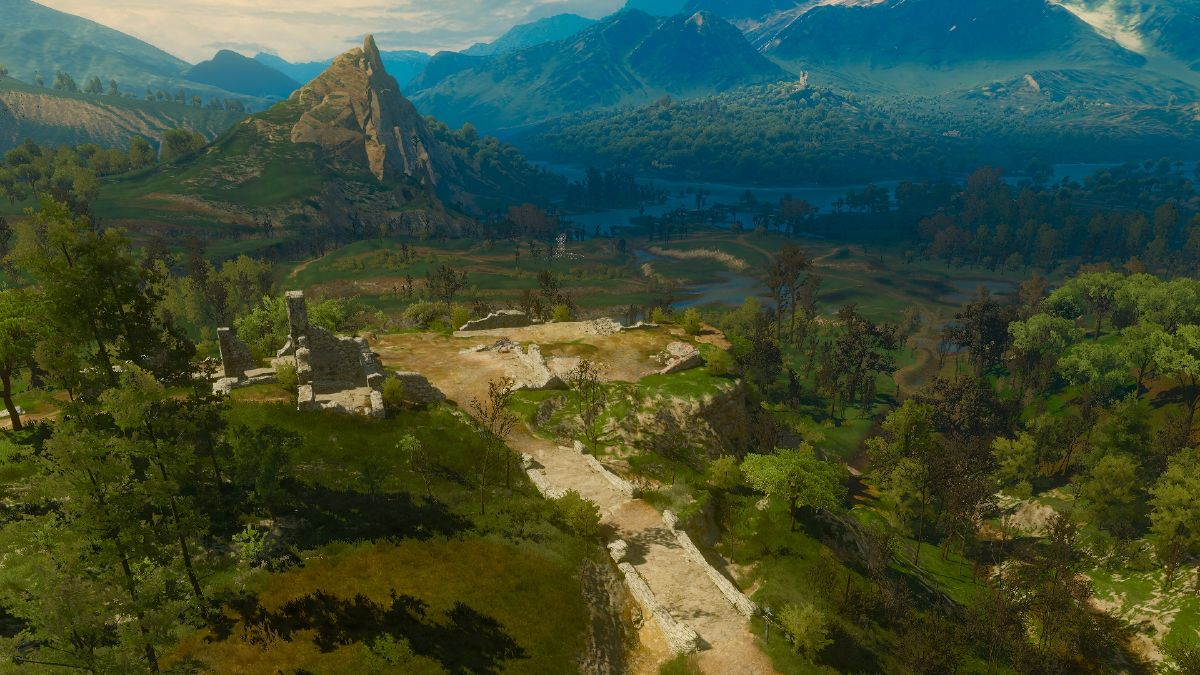 Fort Ussar Ruins  The Official Witcher Wiki