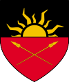 Speculative coat of arms for Geso