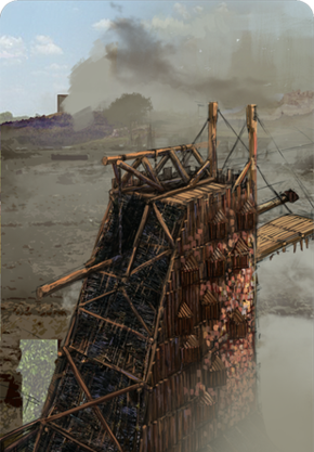 Tw3 cardart northernrealms siege tower 1.png