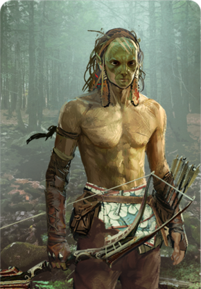 Elven Skirmisher (gwent card) - The Official Witcher Wiki