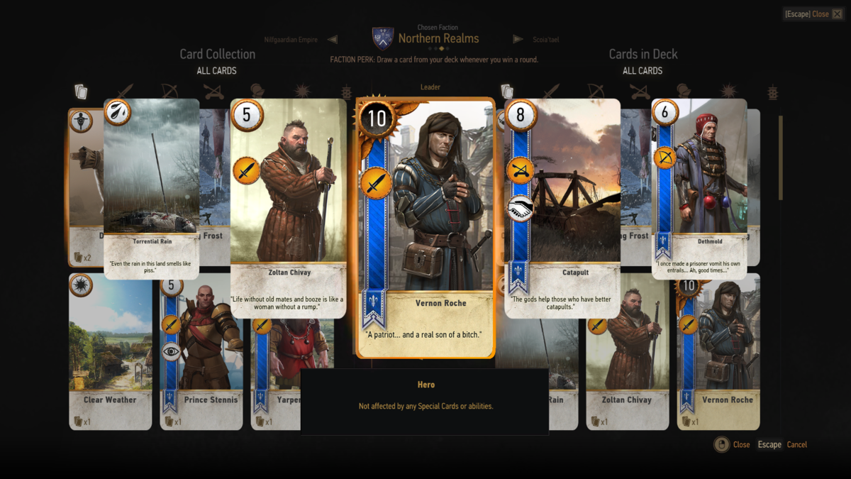 gwent velen players  the official witcher wiki