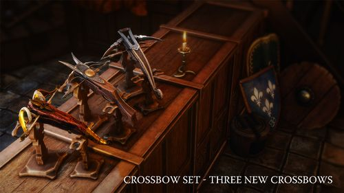 Tw3 dlc crossbow set.jpg