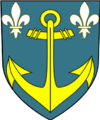 County of Anchor coat of arms