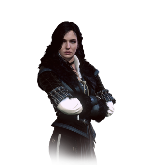 Yennefer nel diario di The Witcher 3