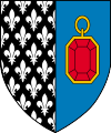 speculative coat of arms for Lower Sodden