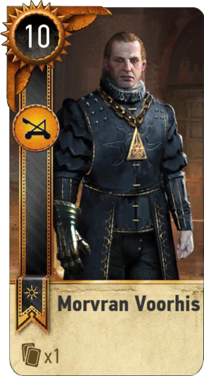 Tw3 gwent card face Morvran Voorhis.png