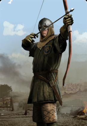 Tw3 cardart nilfgaard archer support 1.png