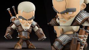 Geralt-Sammelfigur von JINX.com