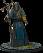Wächter, Charaktermodell in TWBA