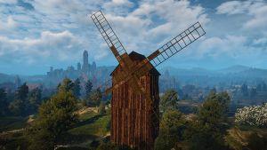 Lucian's Windmill