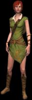 Shani, the hostess