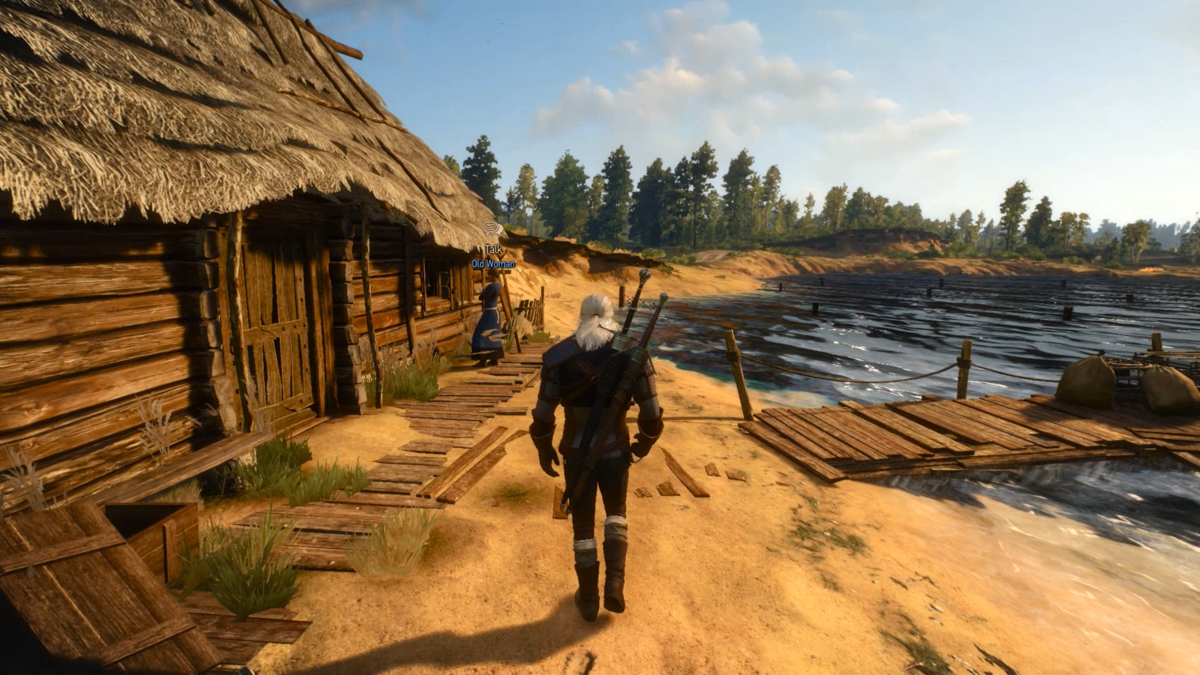 A Frying Pan Spick And Span The Official Witcher Wiki