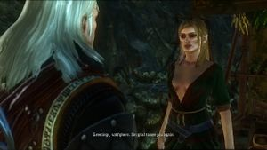 The witcher 2 best option for rose of remembrance
