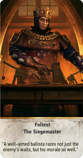Tw3 gwent card face Foltest the Siegemaster.png