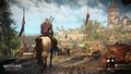 Tw3 e3 2014 screenshot - Geralt entering Novigrad.jpg