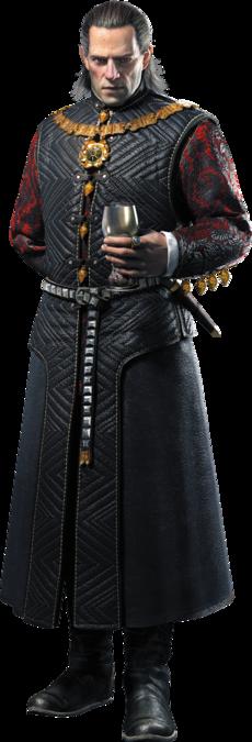 Emhyr var Emreis in The Witcher 3: Wild Hunt