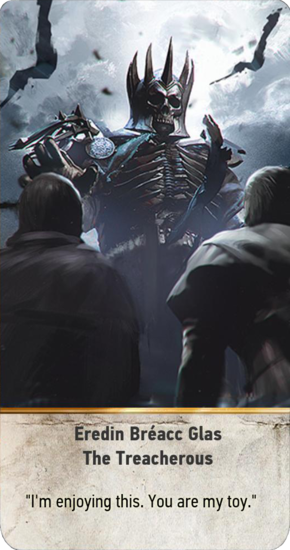 Tw3 gwent card face Eredin The Treacherous.png
