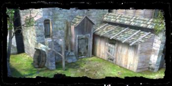 Radovid's hideout