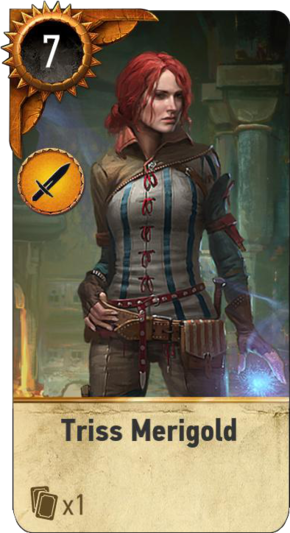 Tw3 gwent card face Triss Merigold.png