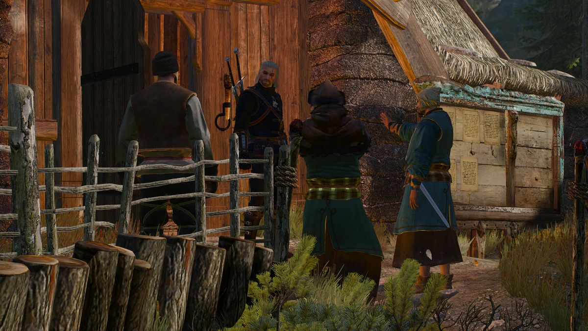 Stranger in a Strange Land - The Official Witcher Wiki