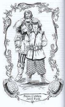 Petru Cobbin and Javil Fysh by Jana Komárková.jpg