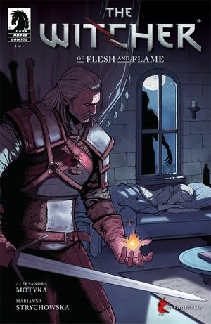 The Witcher Of Flesh and Flame cover image Issue1.jpg