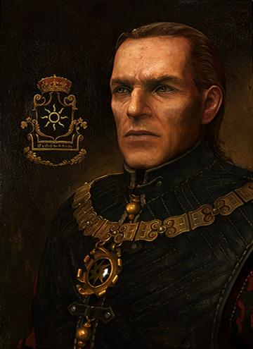 Emhyr var Emreis, Emperor of Nilfgaard
