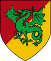 speculative coat of arms of Zerrikania