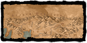 the Dragon Mountains