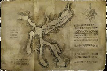Balin's first map