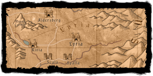 the city of Lyria
