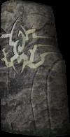 a wayfarer's stone