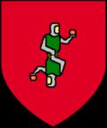 House la Valette coats of arms