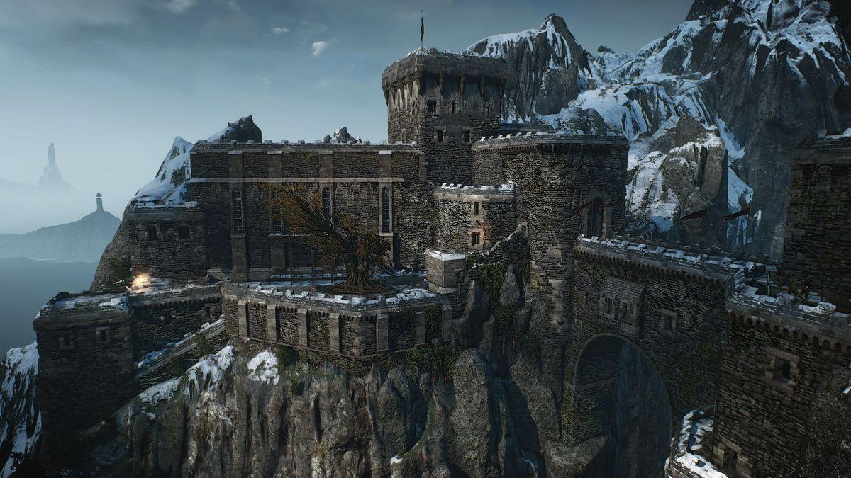 Festung Kaer Trolde Offizielles Hexer Wiki Charaktere Monster