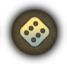 Gambling / Dice poker icon